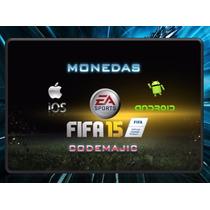 Monedas Fifa 15 Ultimate Team Version Celular Ios / Android
