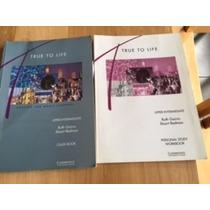 True To Life Upper Intermediate. Class Book + Workbook