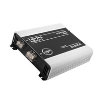 Modulo Digital Amplificador Boog D-2k2 2200w Rms 1 Canal