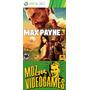 Max Payne 3 - Xbox 360 - Físico - Mdz Videogames