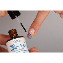Gel Sellador Nsi- Finish Gel - Uv Para Uñas Artificiales