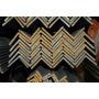 Hierro Angulo 1-1/4 X 3/16 (31,7 X 4,7mm)   Barras X 6 Mtrs
