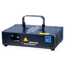 Laser Big Dipper B2000 Rgb Full Color 300mw Dmx Ver Video