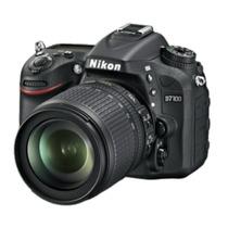 Nikon D7100 + 18-105 Mm G Vr Camara Reflex