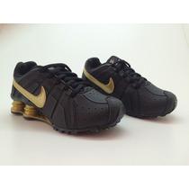 Tênis Infantil Nike Shox Junior 4 Molas Infantil Frete Grati