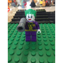 Dc Comics Guason Joker Escuadron Suicida Compatible Lego
