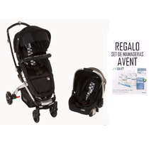 Coche Travel System Kiddy Eclipse Ts Ultralivianos