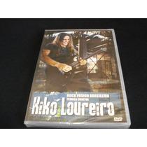 Vídeo Aula Guitarra Rock Fusion Bras Téc Criat Kiko Loureiro