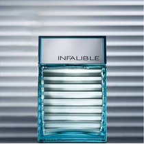 Infalible Cologne Spray Aroma Impactante By Yanbal 100 Ml