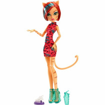 Boneca Monster High - Excursão Monstruosa - Toralei - Mattel