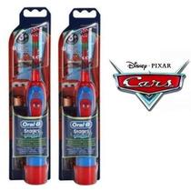 Escova Elétrica Oral B Advance Power Kids Disney Cars