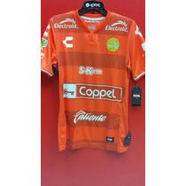 Jersey Dorados De Sinaloa Naranja Charly 2016 Clausura