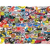 Sticker Bomb Adesivo Carro Moto Envelopar 30x20cm #sb078