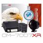 Alarme Omega 7007xr 2 Controles Sensor Ultra-som Com Sirene