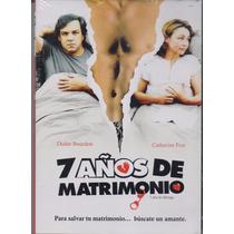 7 Años De Matrimonio 7 Ans De Mariage Pelicula En Dvd