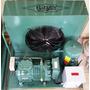 Unidad Condensadora Motor Compresor Bitzer 4.2hp Cava Cuarto