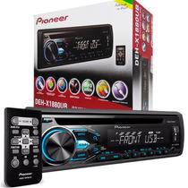 Cd / Mp3 Player Mixtrax Pioneer Deh-x1880ub C/ Entrada Usb