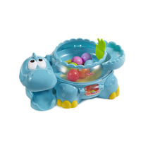 Brinquedo Fisher-price Go Baby Go! Poppity Pop Musical Dino