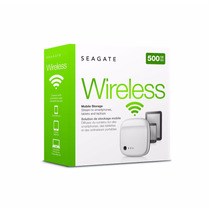 Disco Externo Seagate 500gb Wifi - Usb