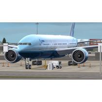 Fsx Pack Pmdg - Boeing 777-200/300 - Flight Simulator X
