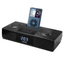Cornetas Maxell Para Ipod Reloj Radio Am Fm