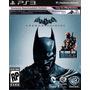 Batman Arkham Origins Ps3 Nuevo Original Domicilio - Jgames