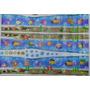 Decoración Infantil Fondo Del Mar Stickers Removibles Unicas