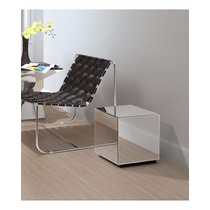Mesa Lateral Cubo By Samma Home