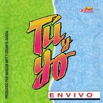 Cd Marcos Wiit - Tu Y Yo - Cd Raro - Original - Novo