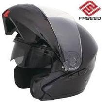 Casco Faseed Abatible Con Gafas Certf. Ece Motociclismo