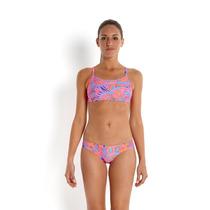 Malla Mujer Speedo Natacion Sambarella Allover Bikini