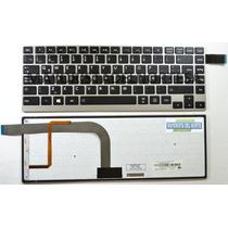 Teclado Para Laptop Toshiba U900w W35dt W35t Español