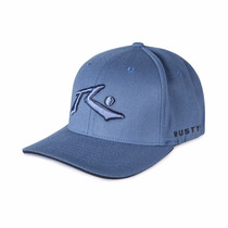 Gorra Rusty Chronic Azul