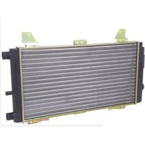 Radiador Ford Escort Cht 1.6 De 87 À 88 Aluminio