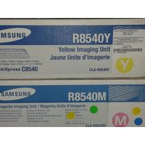 Juego Unidades De Imagen Samsung Clx-r8540 Originales 3 Pzs
