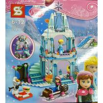 Lego Disney Princesas Castelo Da Elza Frozen