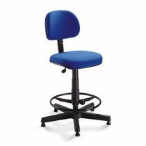 Cadeira Secretária Caixa Alta Balcão - Portaria - Recepção