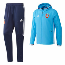 Espectacular Conjunto Adidas Chupin U De Chile