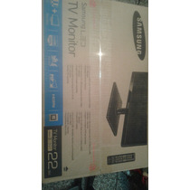 Televisor Monitor Samsung 22 Pulgadas Led Nuevo