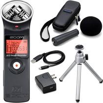 Zoom H1 Grabadora Digital Portatil Audio Incluye Accesorios