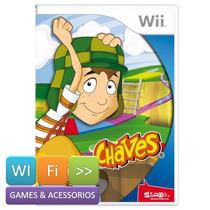 Chaves Wii Ou Wii U Português Lacrado Mídia Física + Brinde