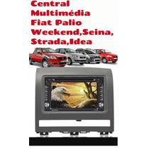 Central Multimédia Fiat Palio Idea Weekend Seina Strada