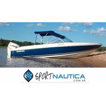 Lancha Bermuda Sport 180 + E-tec 115 / Sportnautica