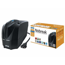 Nobreak New Station 700 Va Ent/saida 115v Black Sms