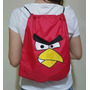 Mochila Saco Angry Birds