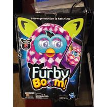Furby Boom Hasbro - Em Inglês - Novo/original/lacrado