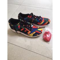 Zapatillas Adidas Hombre Torsión Multicolor