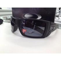 Oculos Solar Oakley Batwolf Polarizado 009101-04 Original
