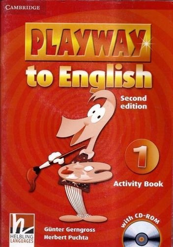 Playway To English Level 1 Pupils Book
