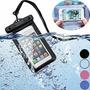 Capa Bolsa Prova Dágua Impermeável Samsung Galaxy J7 Duos
